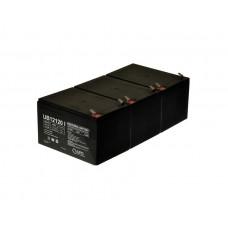 Запасна батарея для електротранспорту 12V, 12Ah