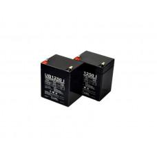 Запасна батарея для електротранспорту 12V, 5Ah