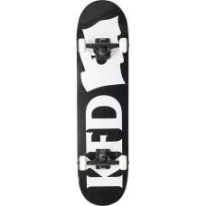 "KFD скейтборд Young Gunz Complete (8""-Flagship V2 Black)"