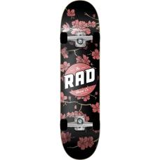 "RAD скейтборд Cherry Blossom Complete Skateboard 8"" - Black"